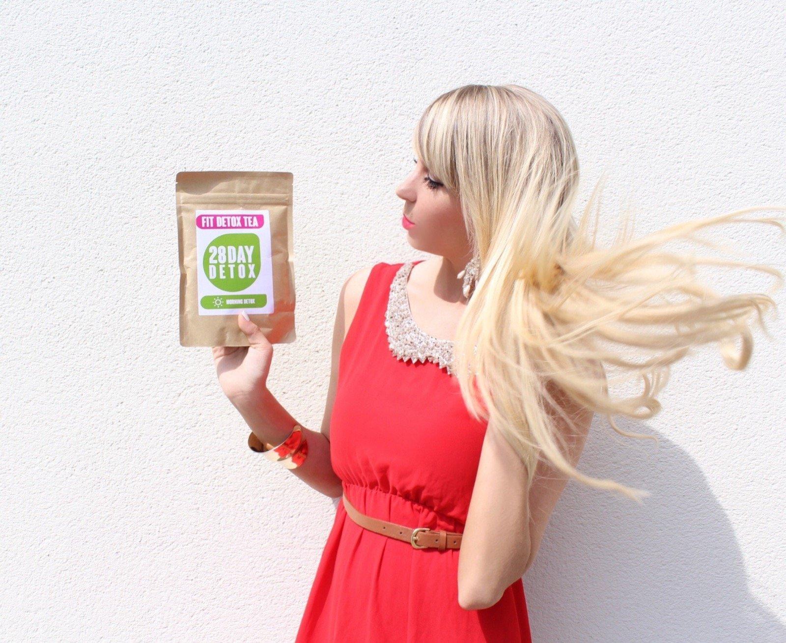 jennaminnie jenna minnie fashion blog fit detox tea teatox fitdetoxtea