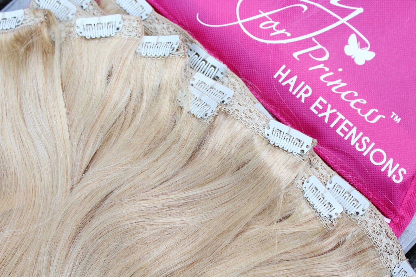 Jenna Minnie Luxury For Princess Hair Extensions