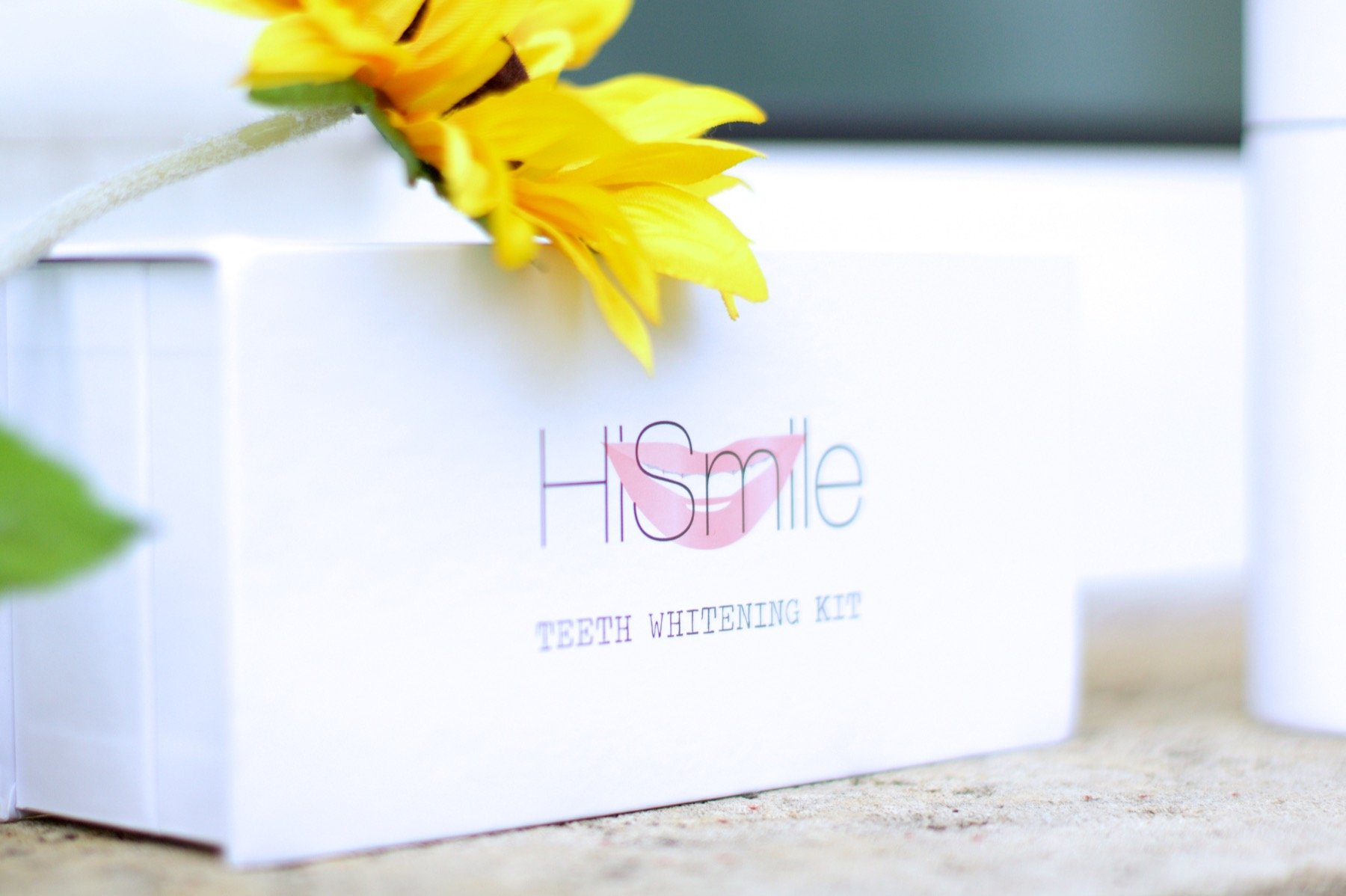 jenna minnie jennaminnie fashion blog hismile teeth whitening