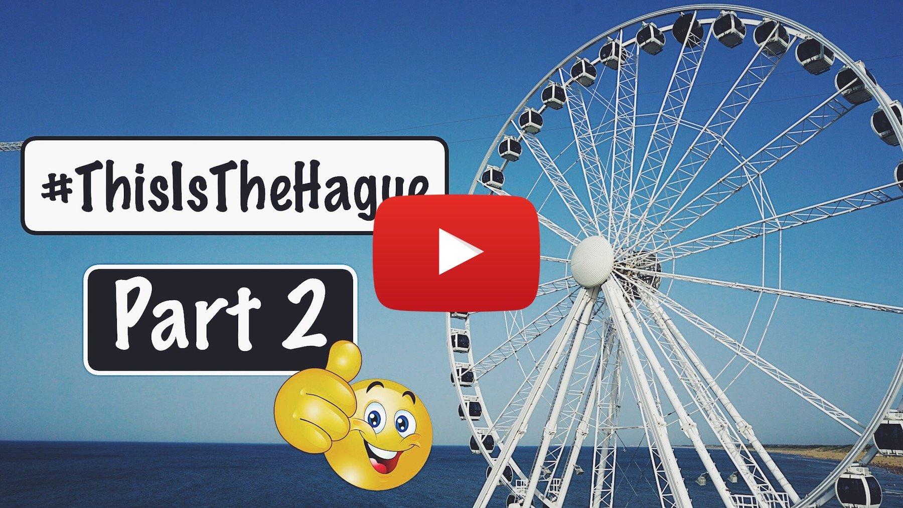 jenna minnie fashion blog youtube video den haag the hague travel