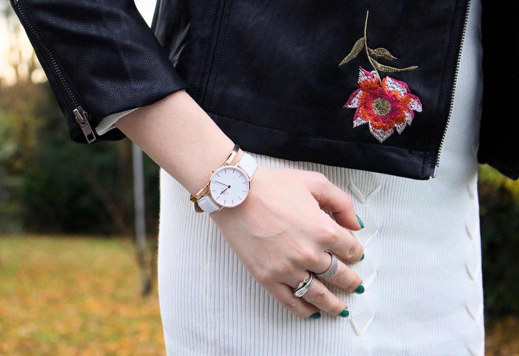 jenna minnie jennaminnie fashionblog danielwellington watch