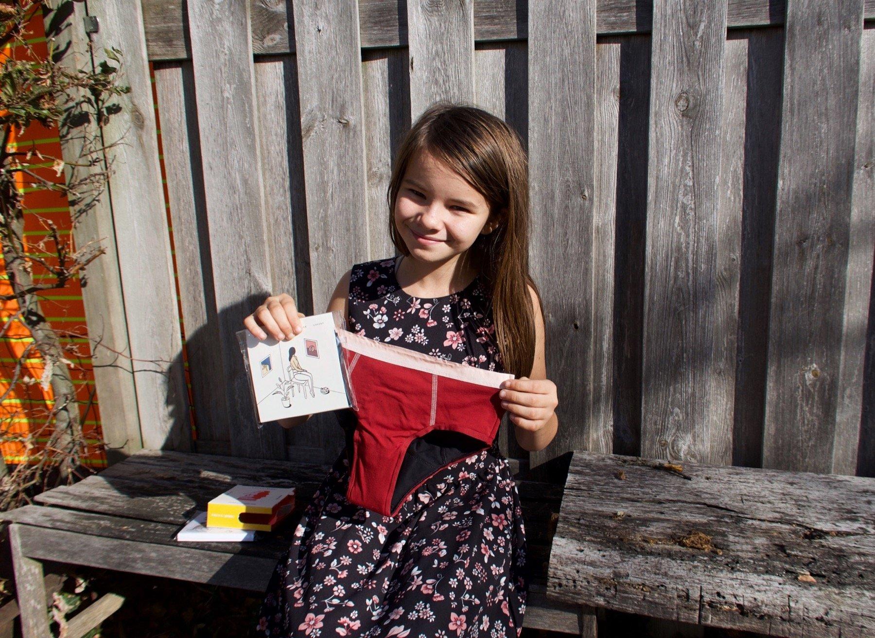 jenna minnie jennaminnie thinx underwear fashion blog