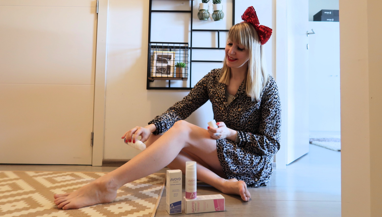 jennaminnie jenna minnie fashion blog Avoyd zorgt voor je huid!