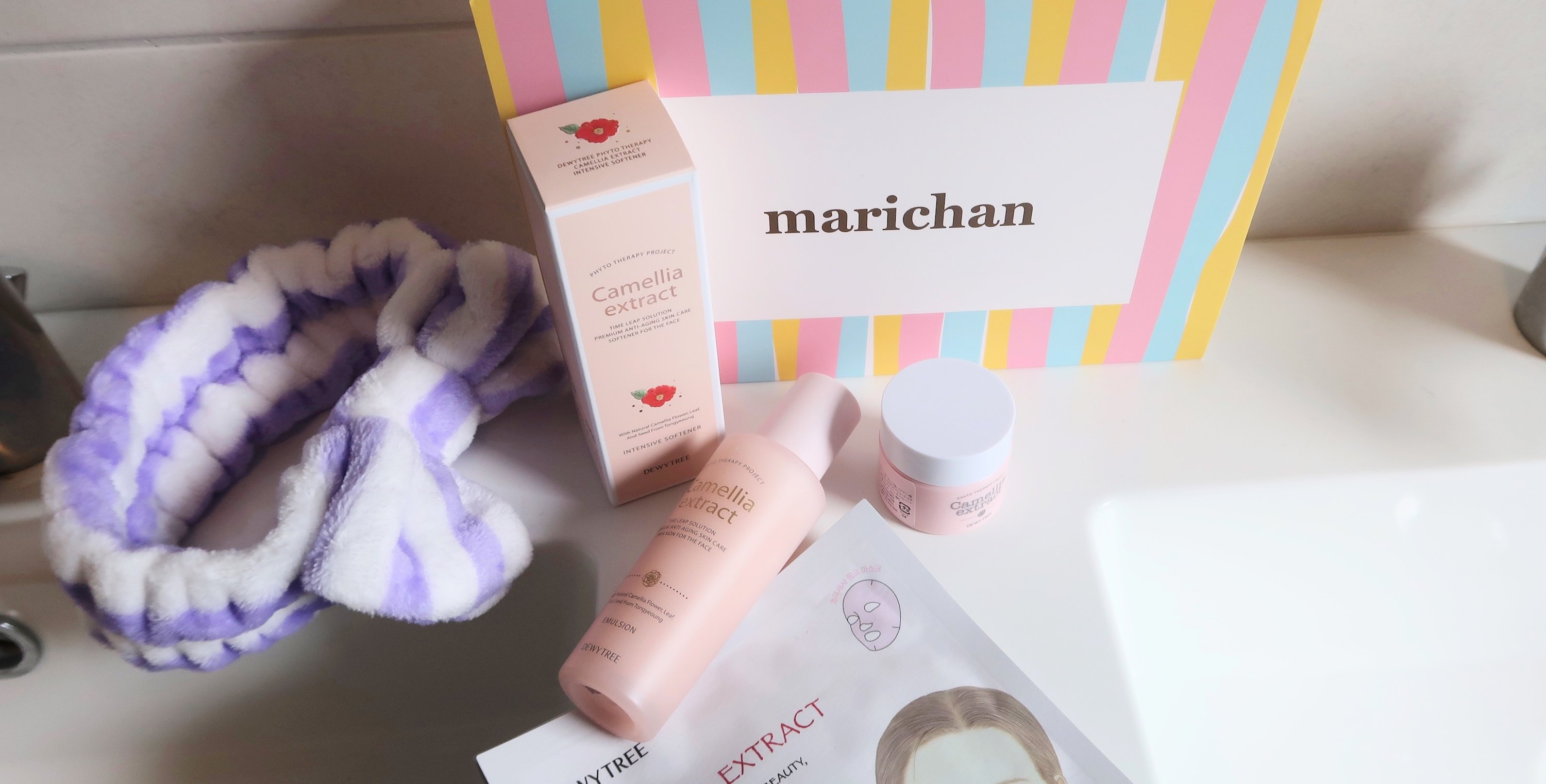 jennaminnie jenna minnie fashion blog Marichan cosmetics brings you beauty in a box!