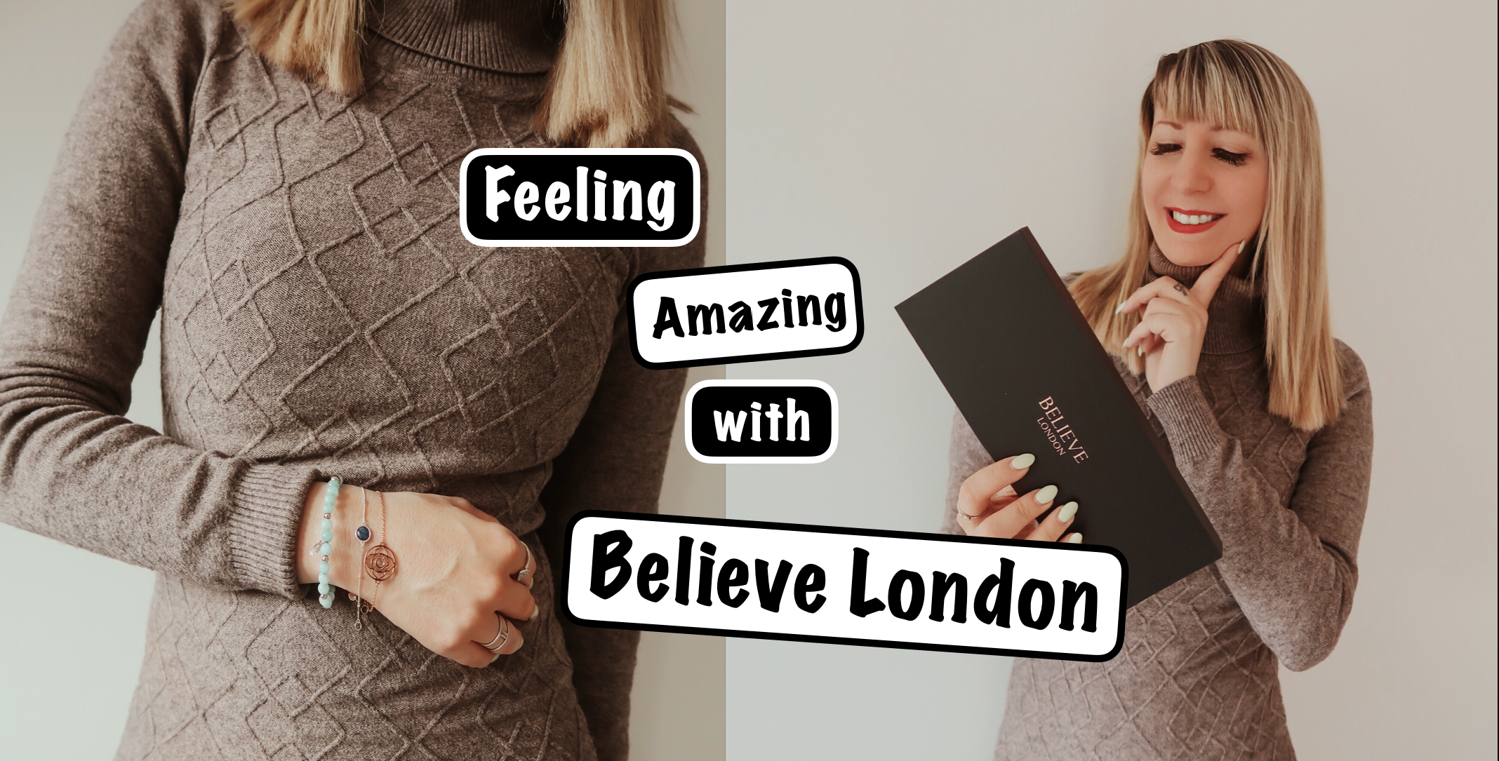 jennaminnie jenna minnie fashion blog Feeling amazing with Believe London