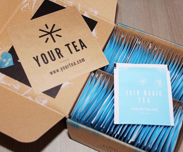 jennaminnie jenna minnie fashion blog Your tea: 14 day Tiny Tea Teatox & Skin Magic Tea
