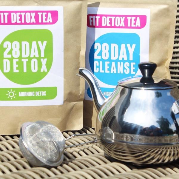 jennaminnie jenna minnie fashion blog Not just another tea: Fit Detox Tea