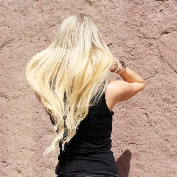 jennaminnie jenna minnie fashion blog Luxury For Princess Hair Extensions