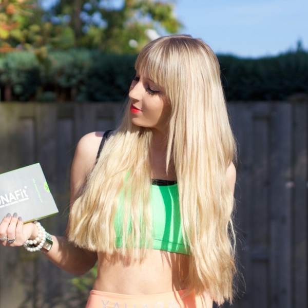 jennaminnie jenna minnie fashion blog Personalize your health and fitness with DNAFit