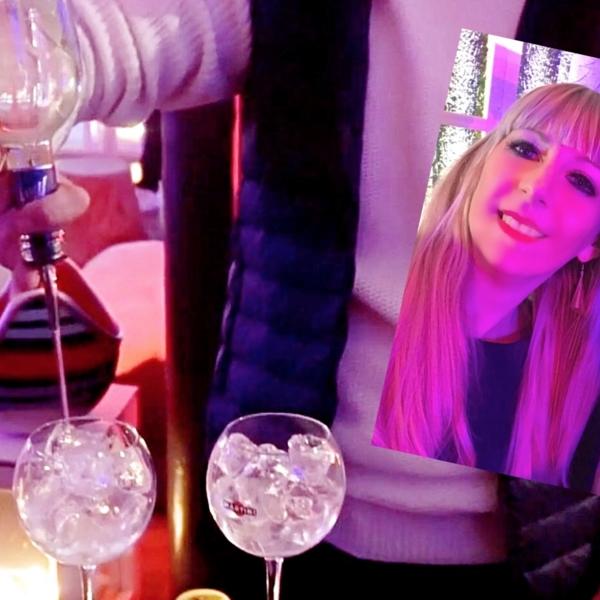 jennaminnie jenna minnie fashion blog Party with Jani Kazaltzis
