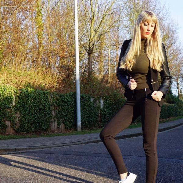 jennaminnie jenna minnie fashion blog Lookbook december 2016
