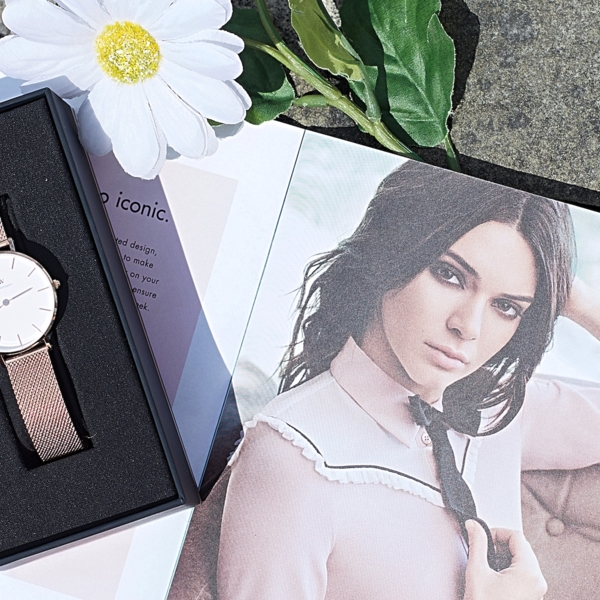 jennaminnie jenna minnie fashion blog Spotted: First Daniel Wellington shop in Belgium