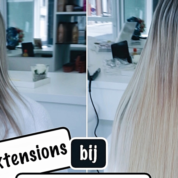 jennaminnie jenna minnie fashion blog Clip-in extensions bij Stylinglounge