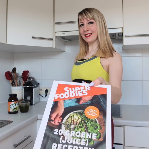 jennaminnie jenna minnie fashion blog Tien keer zo gezond met SuperFoodies