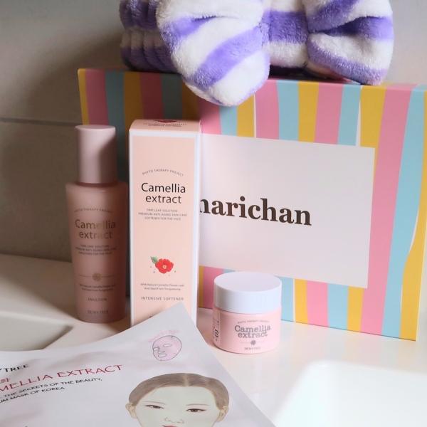jennaminnie jenna minnie fashion blog Marichan cosmetics brings you beauty in a box!